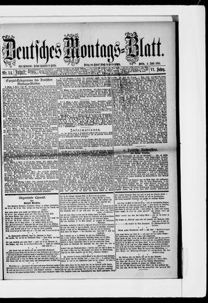 Berliner Tageblatt und Handels-Zeitung vom 03.04.1882