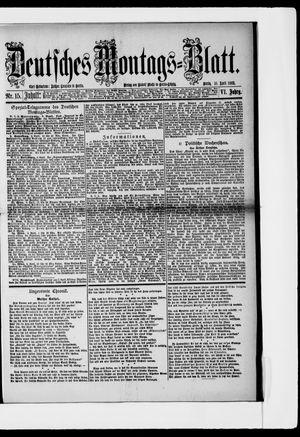 Berliner Tageblatt und Handels-Zeitung vom 10.04.1882