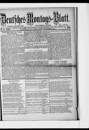 Berliner Tageblatt und Handels-Zeitung vom 01.05.1882