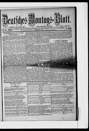 Berliner Tageblatt und Handels-Zeitung vom 19.06.1882