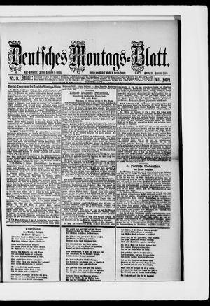 Berliner Tageblatt und Handels-Zeitung vom 19.02.1883