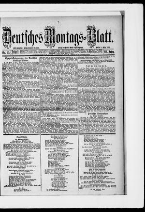 Berliner Tageblatt und Handels-Zeitung vom 05.03.1883