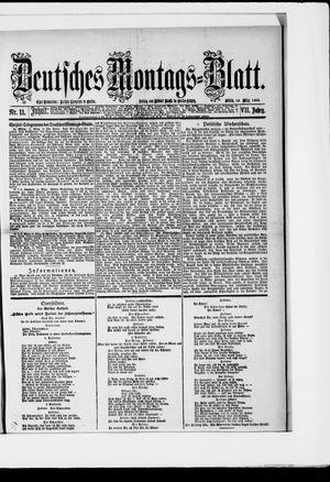 Berliner Tageblatt und Handels-Zeitung vom 12.03.1883