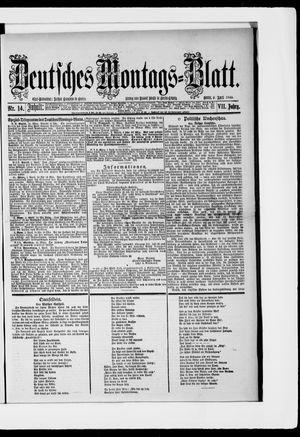 Berliner Tageblatt und Handels-Zeitung vom 02.04.1883