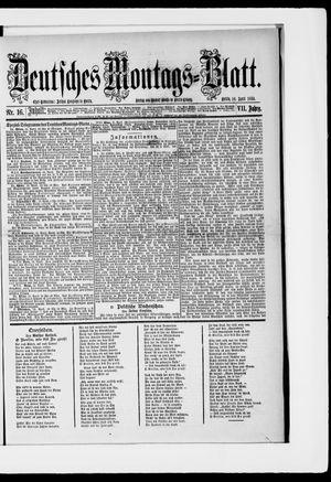 Berliner Tageblatt und Handels-Zeitung vom 16.04.1883