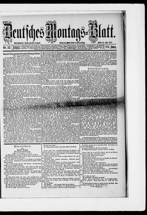 Berliner Tageblatt und Handels-Zeitung vom 28.05.1883
