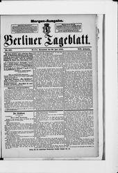 Berliner Tageblatt und Handels-Zeitung (23.06.1883)