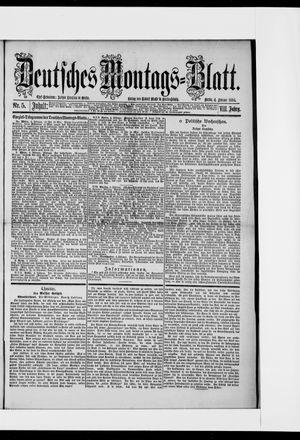 Berliner Tageblatt und Handels-Zeitung vom 04.02.1884