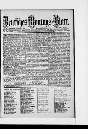 Berliner Tageblatt und Handels-Zeitung vom 05.05.1884