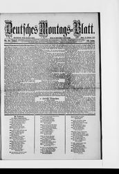 Berliner Tageblatt und Handels-Zeitung (22.09.1884)