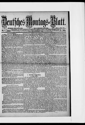 Berliner Tageblatt und Handels-Zeitung on Feb 2, 1885