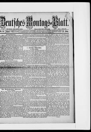 Berliner Tageblatt und Handels-Zeitung vom 04.05.1885