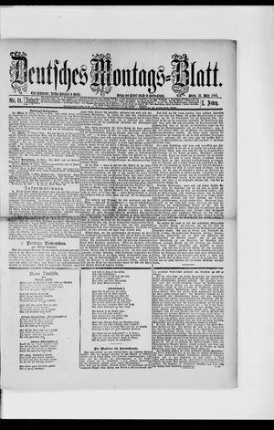 Berliner Tageblatt und Handels-Zeitung vom 15.03.1886