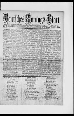Berliner Tageblatt und Handels-Zeitung vom 05.07.1886