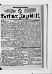 Berliner Tageblatt und Handels-Zeitung (22.09.1886)