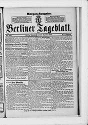 Berliner Tageblatt und Handels-Zeitung (18.12.1886)