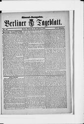 Berliner Tageblatt und Handels-Zeitung (23.02.1887)