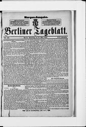 Berliner Tageblatt und Handels-Zeitung (17.03.1887)