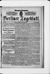 Berliner Tageblatt und Handels-Zeitung (18.03.1887)