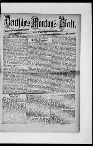 Berliner Tageblatt und Handels-Zeitung vom 06.06.1887