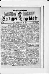 Berliner Tageblatt und Handels-Zeitung (23.06.1887)