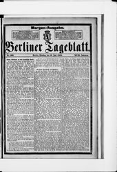 Berliner Tageblatt und Handels-Zeitung (19.06.1888)