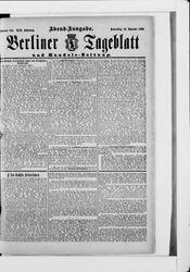 Berliner Tageblatt und Handels-Zeitung (18.12.1890)