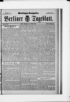 Berliner Tageblatt und Handels-Zeitung vom 09.05.1892