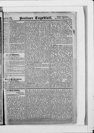 Berliner Tageblatt und Handels-Zeitung vom 02.05.1893