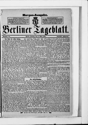 Berliner Tageblatt und Handels-Zeitung vom 02.03.1894