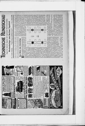 Berliner Tageblatt und Handels-Zeitung vom 01.01.1896