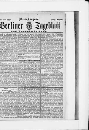 Berliner Tageblatt und Handels-Zeitung vom 06.03.1896