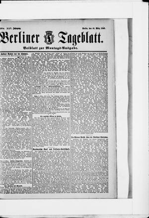 Berliner Tageblatt und Handels-Zeitung vom 16.03.1896