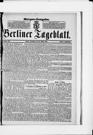 Berliner Tageblatt und Handels-Zeitung vom 31.03.1896