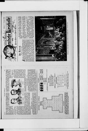 Berliner Tageblatt und Handels-Zeitung vom 14.01.1900
