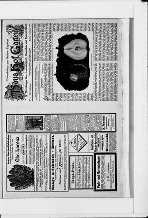 Berliner Tageblatt und Handels-Zeitung vom 01.02.1900