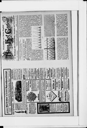 Berliner Tageblatt und Handels-Zeitung vom 22.02.1900