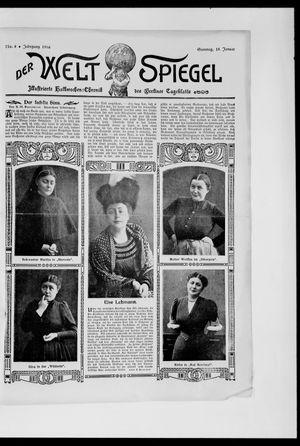 Berliner Tageblatt und Handels-Zeitung vom 28.01.1906