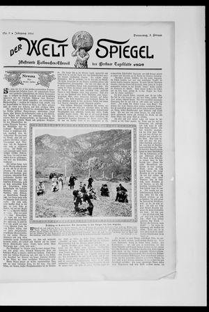 Berliner Tageblatt und Handels-Zeitung on Feb 1, 1906