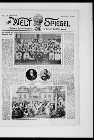 Berliner Tageblatt und Handels-Zeitung on Feb 8, 1906