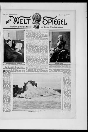 Berliner Tageblatt und Handels-Zeitung vom 22.03.1906