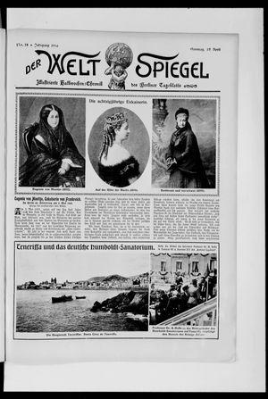 Berliner Tageblatt und Handels-Zeitung vom 29.04.1906
