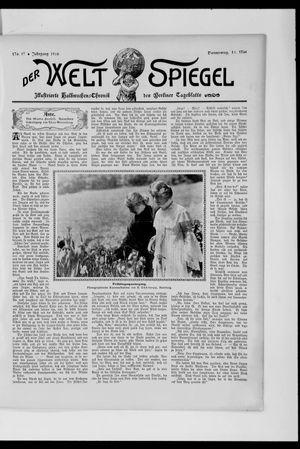 Berliner Tageblatt und Handels-Zeitung vom 10.05.1906