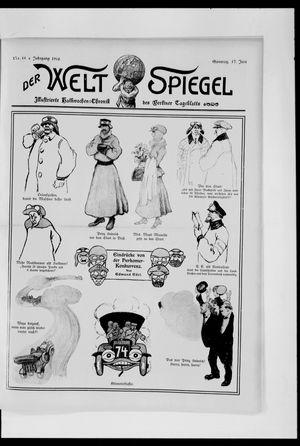 Berliner Tageblatt und Handels-Zeitung vom 17.06.1906