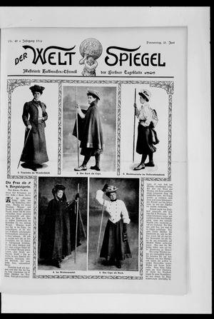 Berliner Tageblatt und Handels-Zeitung vom 21.06.1906