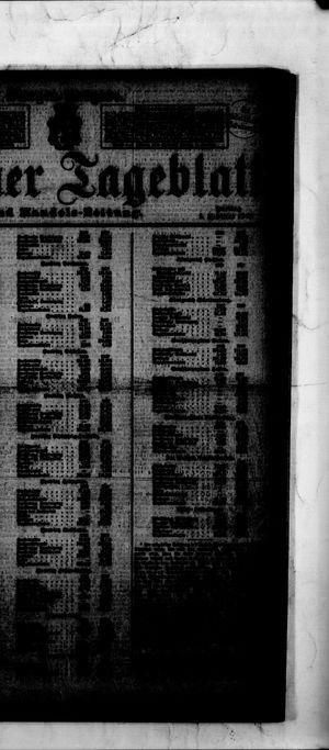 Berliner Tageblatt und Handels-Zeitung vom 01.02.1907