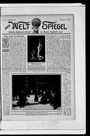 Berliner Tageblatt und Handels-Zeitung vom 24.03.1907