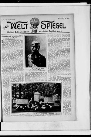Berliner Tageblatt und Handels-Zeitung vom 06.06.1907