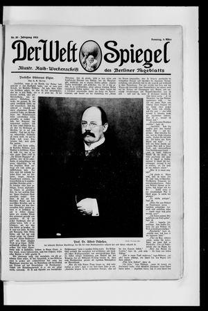 Berliner Tageblatt und Handels-Zeitung vom 09.03.1913