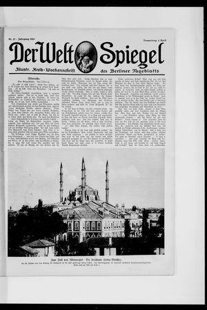 Berliner Tageblatt und Handels-Zeitung vom 03.04.1913